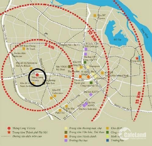 Bán căn hộ 1607 Thăng Long Capital 70m2 sắp cất nóc giá 1.49 tỷ 2PN 2VS