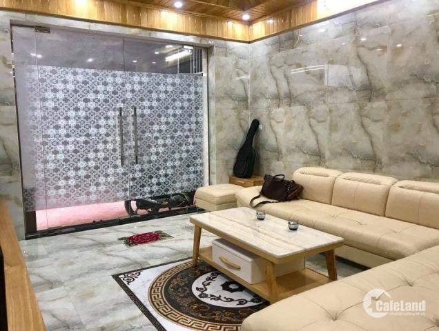 Bán nhà đẹp 52m2, phân lô cán bộ, ngõ rộng gần phố Nguyễn An Ninh giá 5.2 tỷ