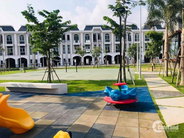 Bán nhà 1 trệt 2 lầu tại khu đô tị Solar City, Giá 2,5 tỷ/ căn. LH: 0908737127
