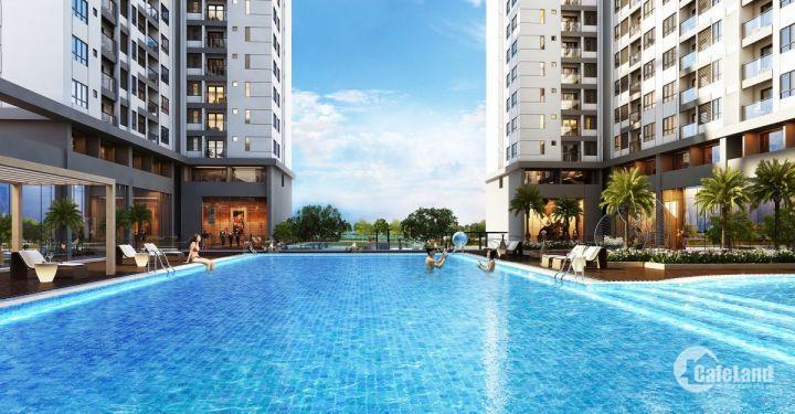 Căn hộ Trung Sơn- Bình Chánh, Saigon Mia, giá 2.8 tỷ/ 78m2/2PN. Mới bàn giao nhà