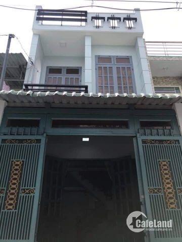 Nhà MThoàng phan thái,bình chánh 1lầu,5x16m
