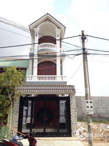Nhà MT Huỳnh Văn Trí 1T2L. DT 6x18. Đang cho thuê 8tr. Giá 2ty6.TL