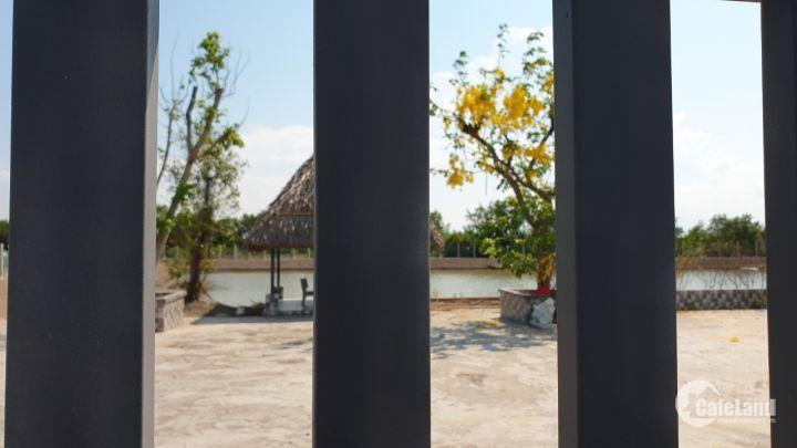 Cần bán 2,5ha biệt thự nhà vườn mặt tiền đường Lý Nhơn, xã An Thới Đông, huyện Cần Giờ