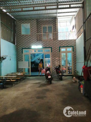 Bán gấp nhà MT chợ Đông Thạnh, có kiot cho thuê, huyện Hóc Môn.