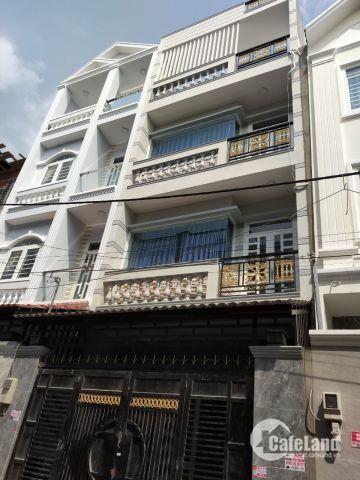 Nhà mới xây diện tích lớn, đẹp ở Phước Kiểng, Lê Văn Lương, Nhà bè