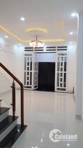 nhà 1 trệt 2 lầu ở đường Nguyễn Bình, Nhà Bè giá rẻ