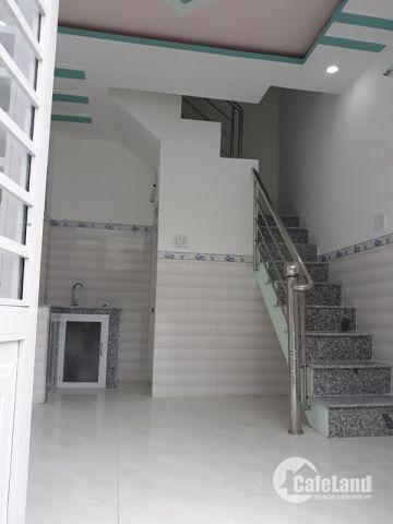 Bán nhà mới 2 lầu đúc hẻm xe hơi 61 Nguyễn Bình huyện Nhà Bè
