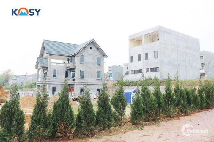 CHỈ VỚI 2,7 tỷ sở hữu ngay một căn biệt thự rộng 227m2 ngay trong thành phố Lào Cai