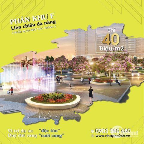 Khu f Nguyễn Sinh Sắc dự án Kim Long city Đà Nẵng