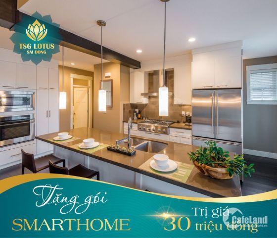 Tiện ích của Smart home và lý do tại sao bạn nên mua căn hộ cao cấp TSG Lotus Sài Đồng