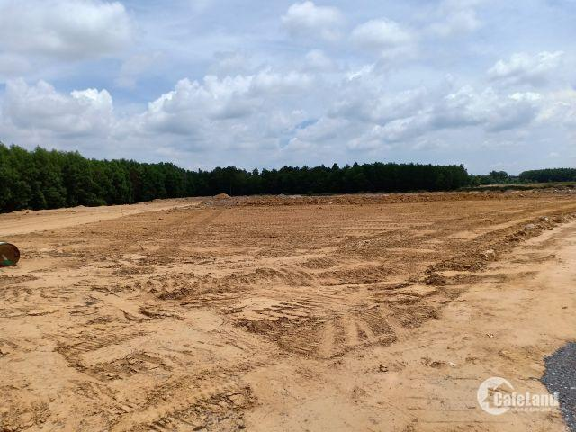 Đất nền sổ đỏ gần sân bay Long Thành giá 11tr/m2, thanh toán 12 tháng.