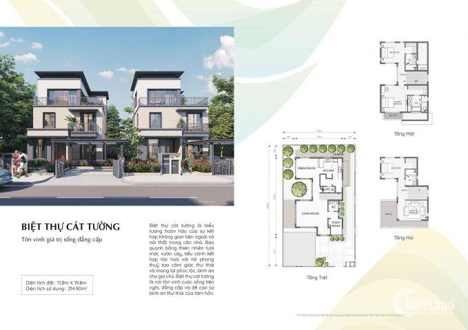 undefined Villa-Biệt thự Shophouse SwanPark Nhơn Trạch undefined