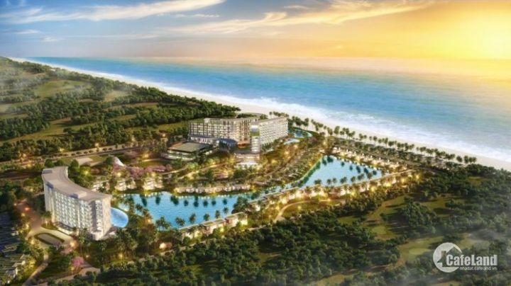 Đầu tư an toàn, Lợi nhuận hấp dẫn 11 - 13%/năm, Dự án đẳng cấp thế giới Movenpick Resort WAve