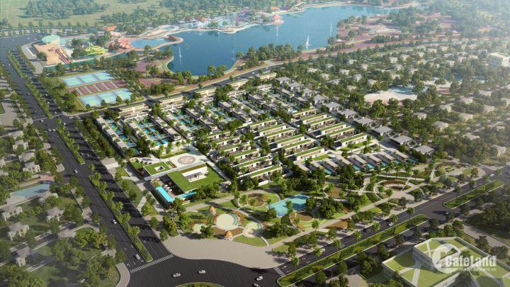 Sailing Club Villas Phu Quoc - CKLN 10% /năm trong - Thanh toán trong 3 năm - 50 tr/m2