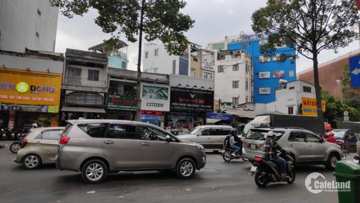 Bán nhà MT 132 đường Trần Quang Khải. Q1. 4x22m. Hầm, 3 lầu. giá 28.5 tỷ