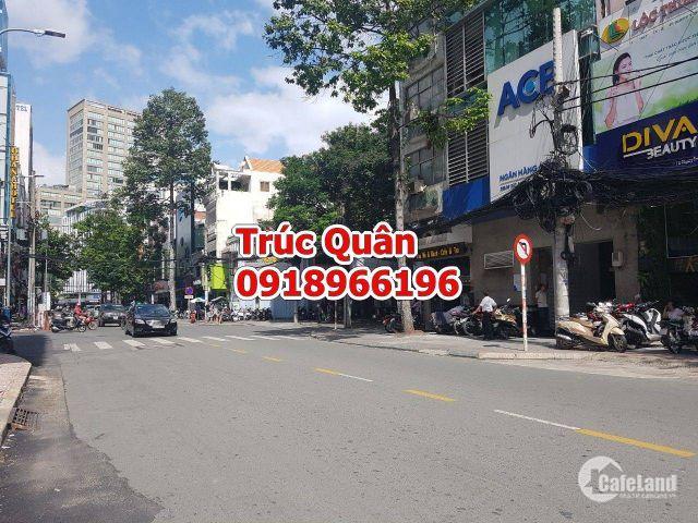 Bán nhà đường Ký Con, P. Nguyễn Thái Bình, Quận 1 ( 4m x 20m) Giá 41 tỷ
