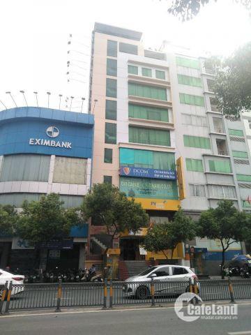 Bán gấp nhà góc 2 mặt tiền đường Nguyễn Cảnh Chân, Q1, 7x9m; 4 tầng; 25 tỷ