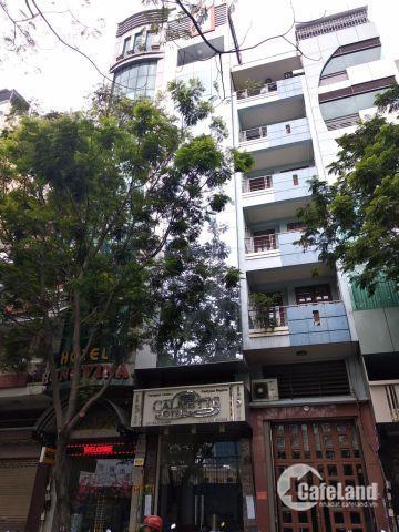 Bán gấp nhà góc 2 mặt tiền đường Trần Đình Xu, Q1, 7x9m; 4 tầng; 25 tỷ