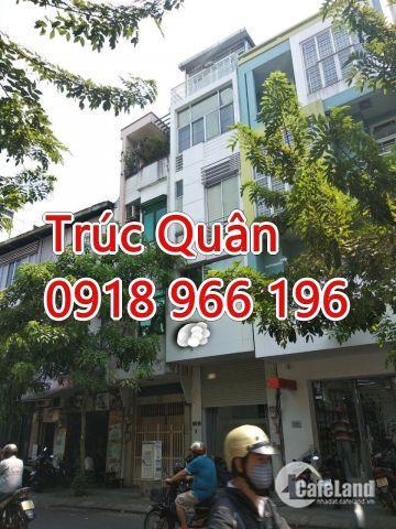Bán nhà đường Lê Lai. P. Bến Thành, Quận 1(3.6m x 13m) 5 tầng. Giá 18 tỷ TL 0918 966 196