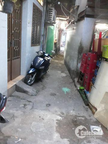 Bán nhà nhỏ xinh hẻm nội bộ trung tâm Q.1 cách MT 10m, chợ Dakao 100m giá 2.5 tỷ.