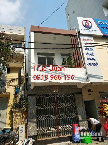 Bán nhà MT đường Thạch Thị Thanh, P. Tân Định, Quận 1 (4m x 11m) 3 tầng. Giá 14.3 tỷ TL