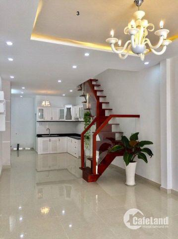 Bán GẤP nhà Điện Biên Phủ, 32m2 CHỈ 3.5 tỷ, nhà mới, HXH.