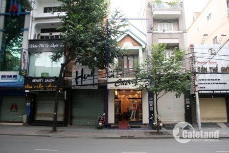 Bán nhà đường Trần Nhân Tôn, phường 2, quận 10 18m2 giá 13 tỷ