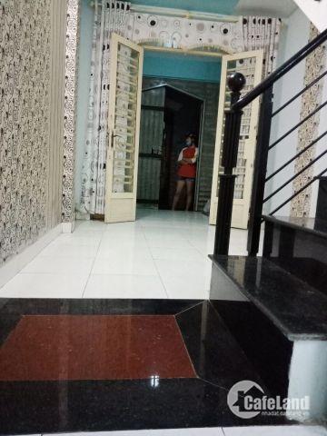 Bán nhà 1 trệt 1 lầu KP7 ,Tân Chánh Hiệp nở hậu 5,2mx10m, 1 tỷ 500