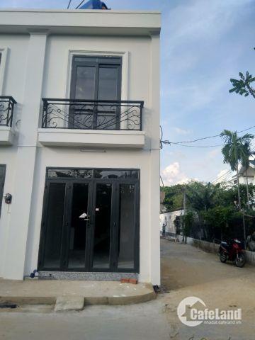 Nhà Q12 48m² đường xe hơi 1/ Hà Huy Giáp, Ngay Cao Đẳng Điện Lực, giá 1Tỷ250