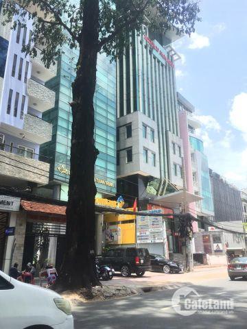 Bán cao ốc mặt tiền khu VIP quận 3, cho thuê 3800usd/tháng, HĐ 6 năm