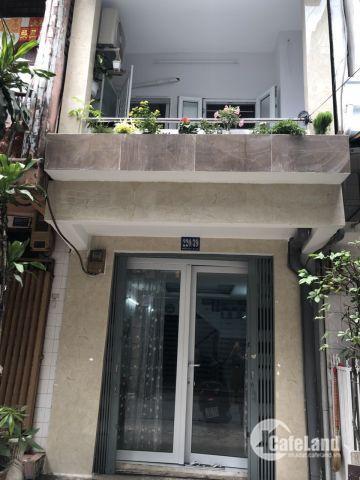 Bán nhà hẻm đường Lý Chính Thắng, phường 7, quận 3 26m2 giá 5 tỷ 7