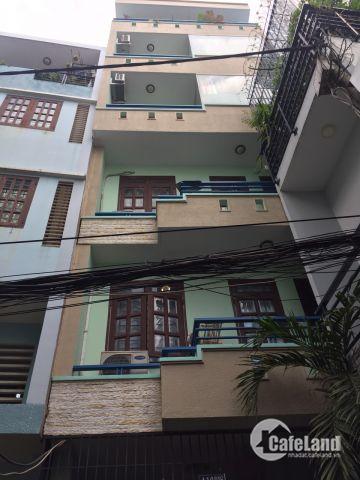 Bán nhà hẻm đường Trần Quang Diệu, phường 14, quận 3 51m2 giá 7 tỷ 5