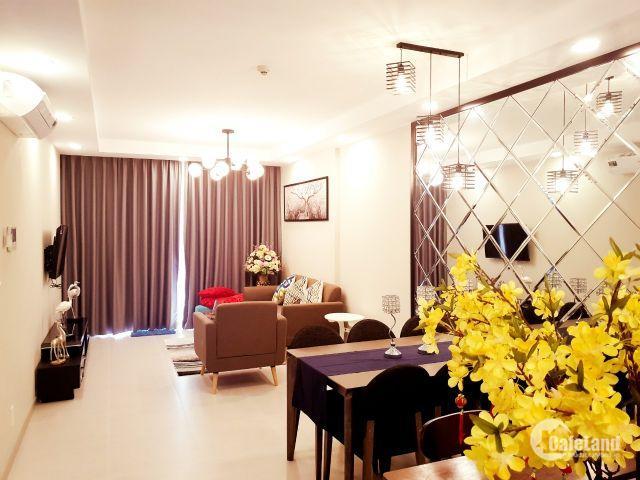 Bán CH Gold View 2PN-2WC, giá 3.7 tỷ, bao sổ hồng, 81m2, nhà hoàn thiện. LH: 0931448466