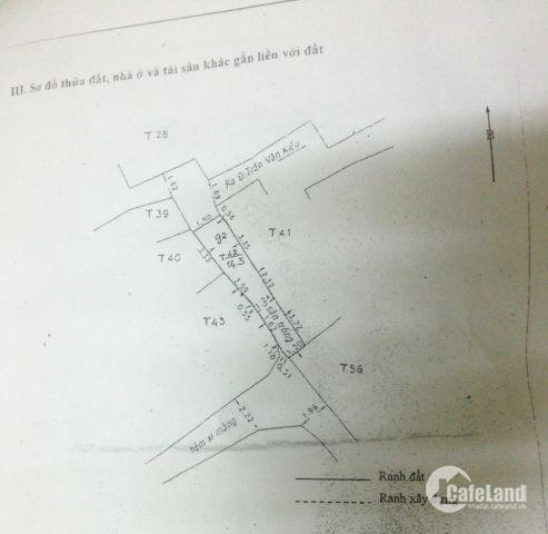 Nhà sổ hồng riêng chỉ 780 triệu/căn , Quận 6, TP.HCM