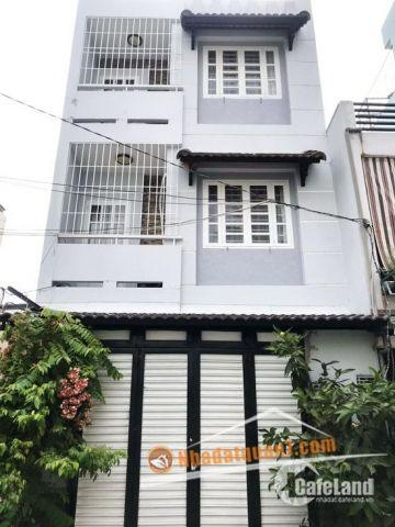 Bán nhà phố 2 lầu MT hẻm xe hơi 56 Gò Ô Môi, P. Phú Thuận, Q7