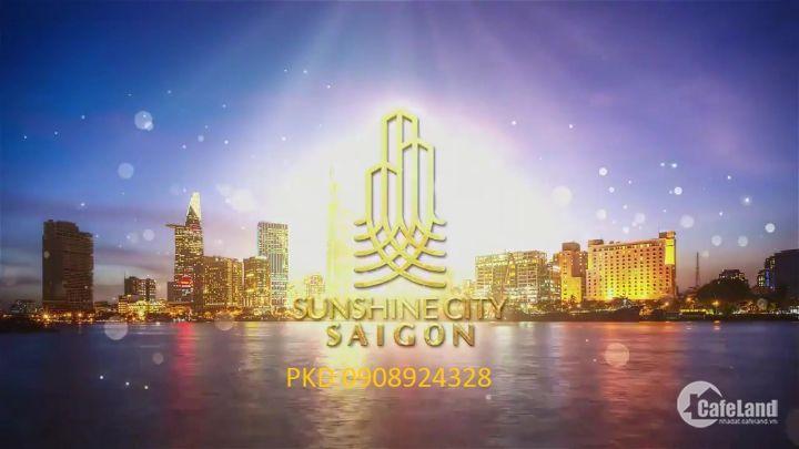 Nhận Booking Tòa S4 Đẹp Nhất Của Dự Án Sunshine City Sài Gòn Mở Bán Vào Ngày 25/05