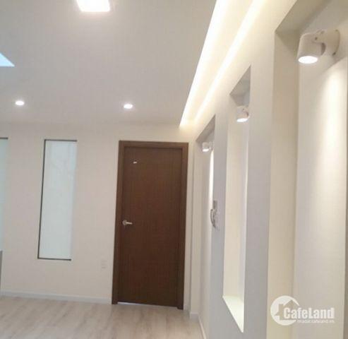 Bán nhà 2 lầu mới đẹp hẻm 1041 Trần Xuân Soạn quận 7.