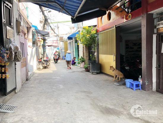 Bán nhà nát tiện xây mới góc 2 MT hẻm 253 Trần Xuân Soạn, P. Tân Kiểng, Q7