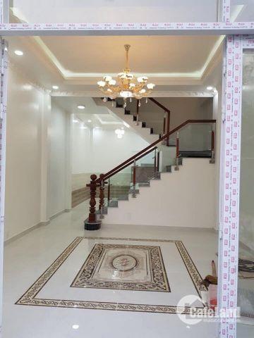 Bán nhà đẹp 1 lầu đúc hẻm 8m Võ Thị Nhờ (hẻm 487 Huỳnh Tấn Phát cũ) Quận 7
