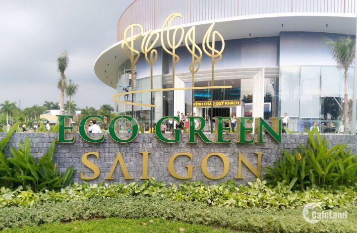 Căn hộ cao cấp Eco Green Sài Gòn, Quận 7, giá chỉ từ 2.3 tỷ/ 2pn