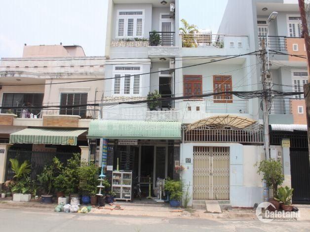 Cần tiền kinh doanh khách sạn nên bán  nhà mặt tiền 52m2 gần cầu kênh Tẻ