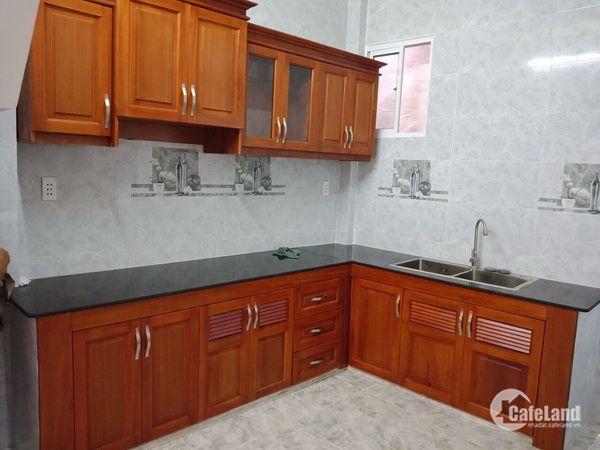 Bán nhà đẹp 2 lầu hẻm xe 3 bánh 791 Trần Xuân Soạn Quận 7