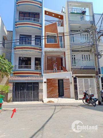 Bán nhà phố 3 lầu mới đẹp phường Phú Thuận quận 7 (Lô nhì sau Điện Máy Xanh)