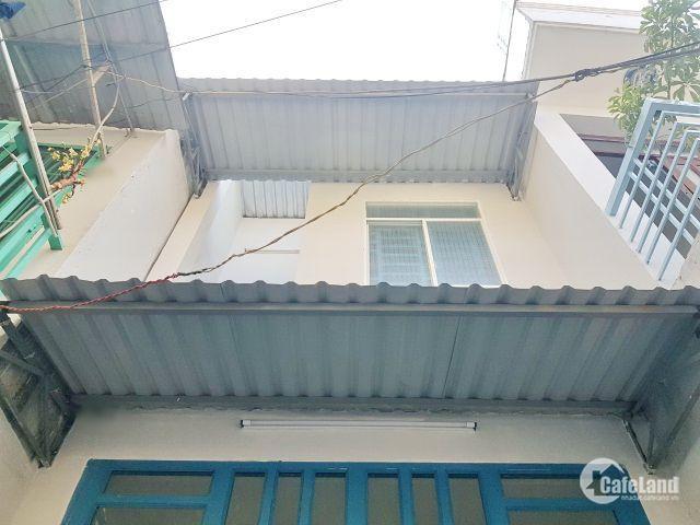 Bán nhà mới hẻm 3m đường Cao Lỗ Phường 4 Quận 8