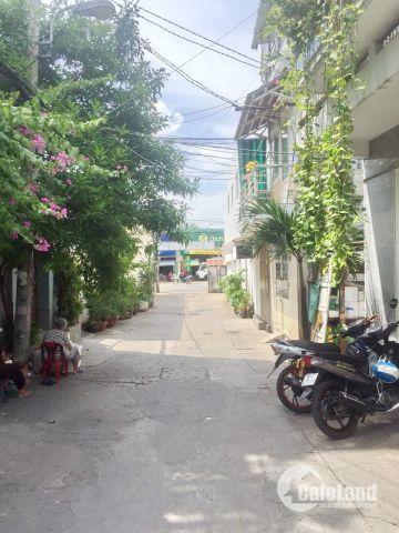Bán nhà mặt tiền hẻm xe hơi 1287 Phạm Thế Hiển Phường 5 Quận 8