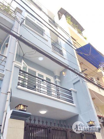 Bán nhà đẹp 3 lầu Quận 8 hẻm 118 đường Âu Dương Lân Phường 3