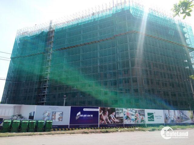 HOT: Dự Án Green Town, Nằm Liền Kề Ngã Tư Gò Mây, NH hỗ trợ vay lên đến 75%, Giao Nhà quý 4/2019, LH: 0909 488 226
