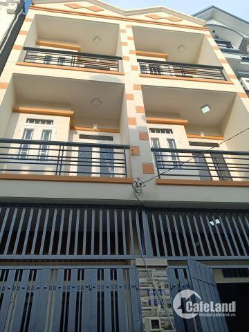 Nhà mới xây gần chợ Bình Thành . Q Bình Tân
