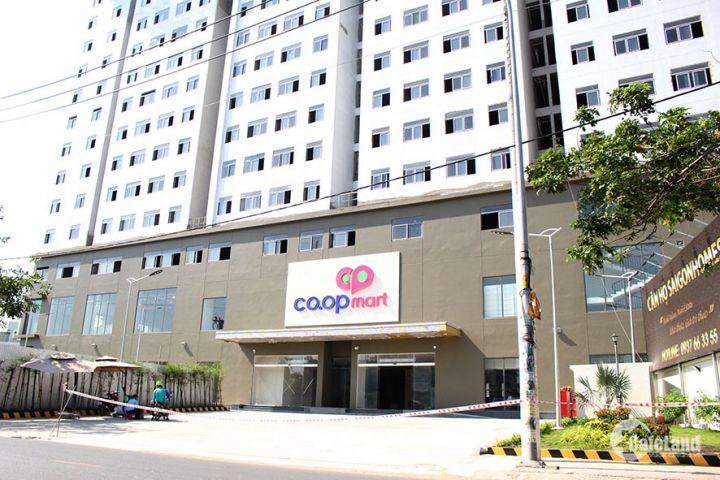 Bán căn hộ 2 phòng ngủ,2wc,hoàn thiện cơ bản,nội thất thiết bị vệ sinh cao cấp,gần bệnh viện Bình Tân