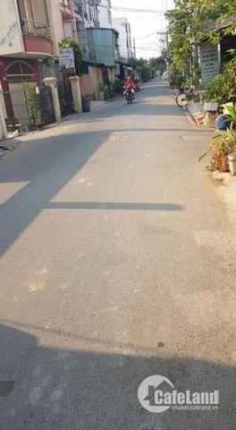 Bán nhà ở Phú Lâm Bà Hom dt: 4x22m 4 tấm mới giáp Q.6